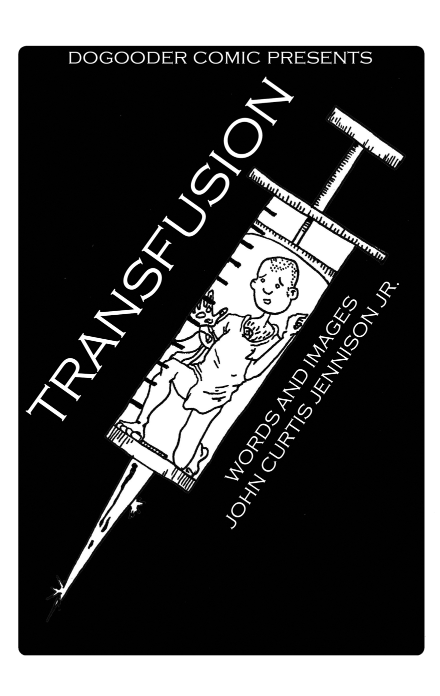 Cover to Transfusion
